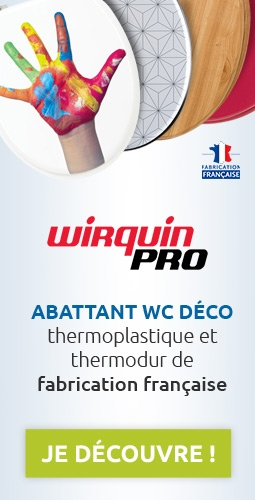 Abattant wc Wirquin