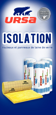 Isolation laine de verre