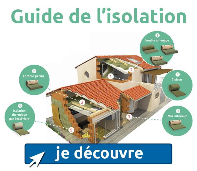 Guide de l'isolation
