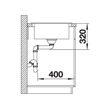 dimension ELON 45 lateral