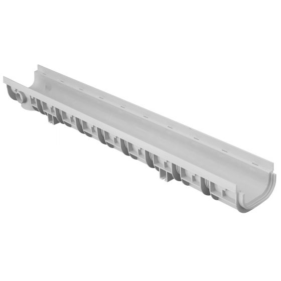 Caniveau en polypropylène Série 130XL - Hauteur 100mm