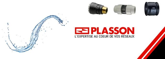 Présentation marque PLASSON