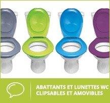 Lunette wc papado