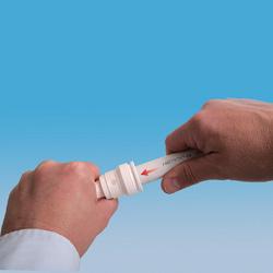 Calibrer le tube multicouche