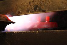 Fabrication collecteur pour tube PER