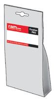 RAM conditionnement sachet