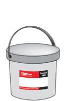 RAM conditionnement seau