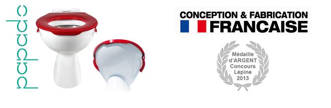 PAPADO conception et fabrication française
