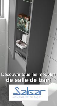 Meubles de salle de bain SALGAR