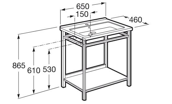 Dimension NATURA 650