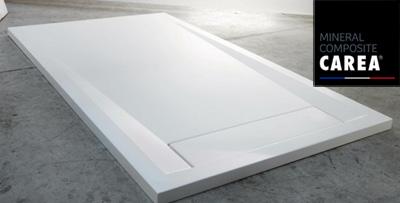receveur de douche extra plat anjou connectique. Black Bedroom Furniture Sets. Home Design Ideas