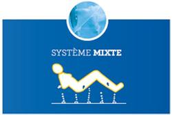 Balnéeo système mixte
